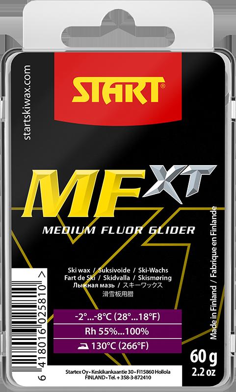 Start Start MFXT Purple Fluor Glider 60g