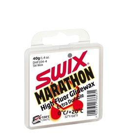 Swix Swix DHF104 White Marathon Glide Wax 40g