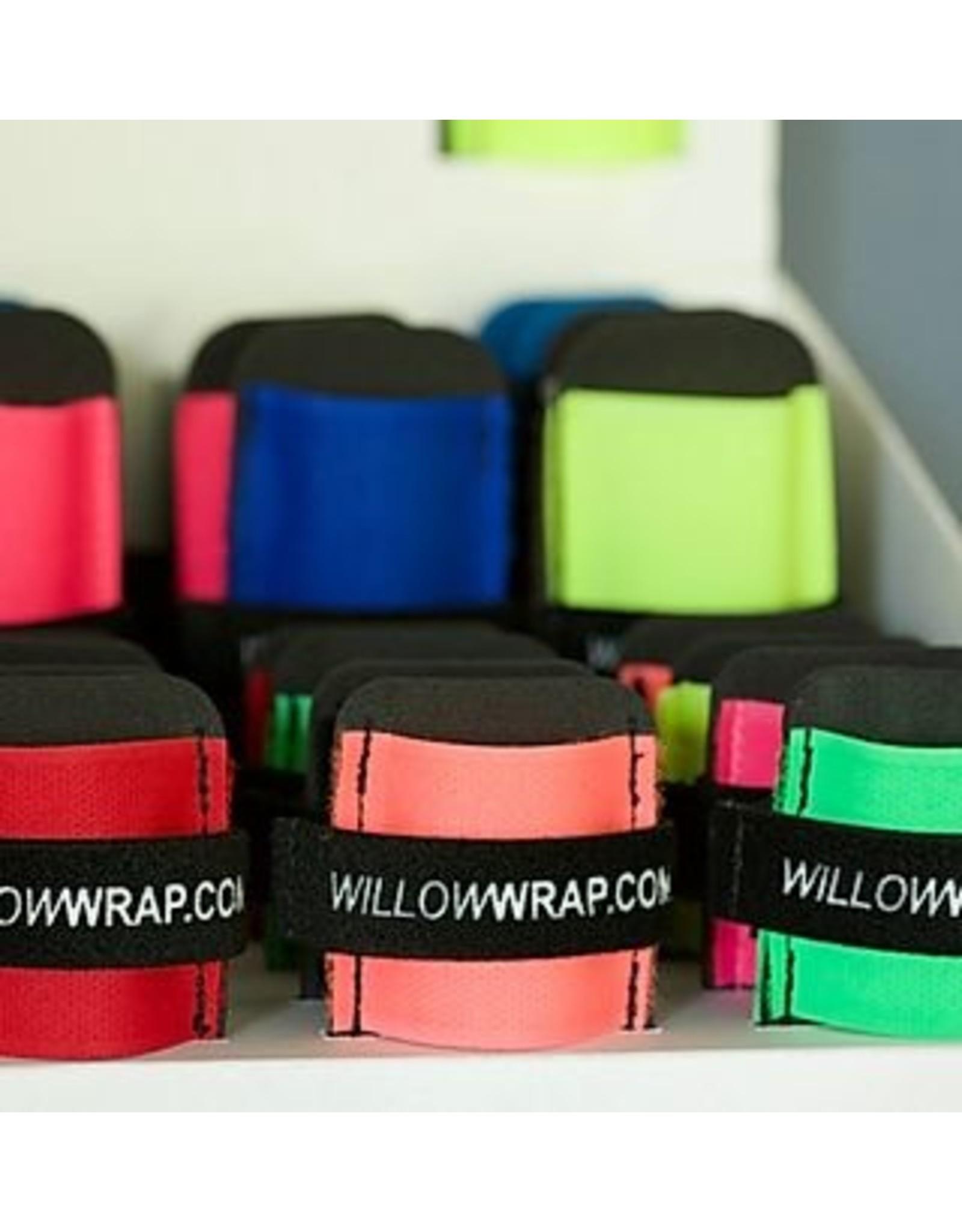 Willow Wrap Ski Ties