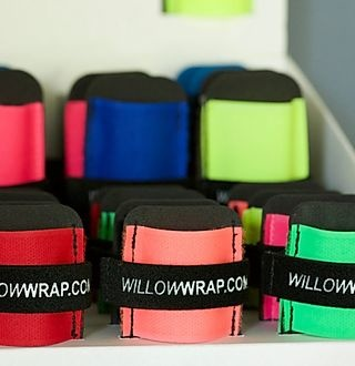 Willow Wrap Ski Ties