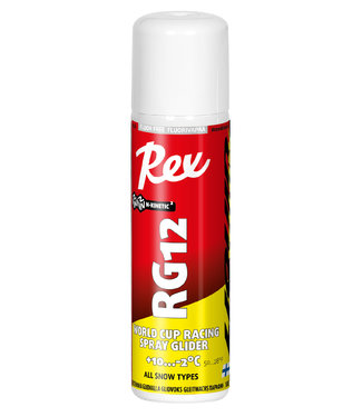 Rex RG12 Yellow Spray 150ml