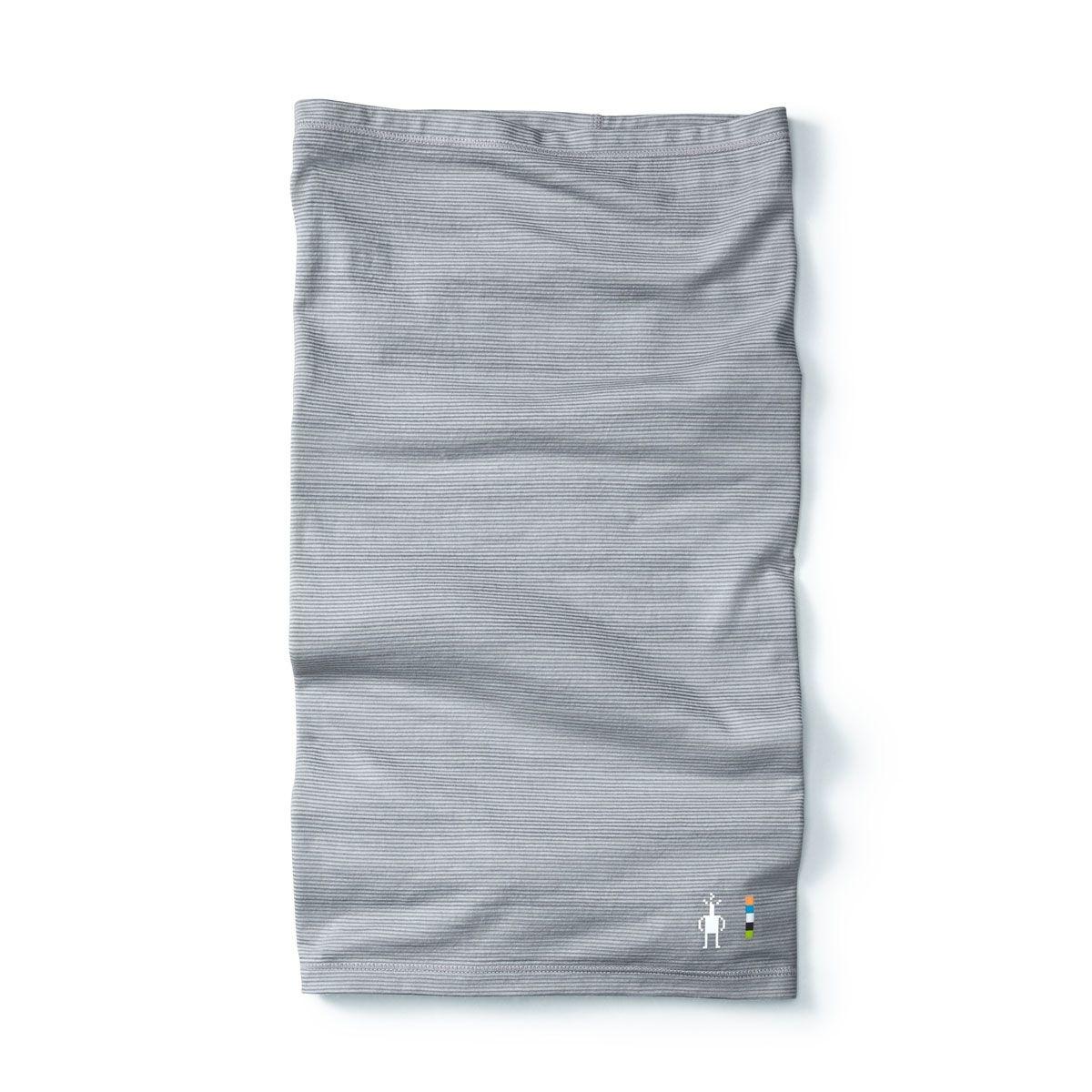 Smartwool Merino 150 Pattern Neck Gaiter Dark Pebble Gray