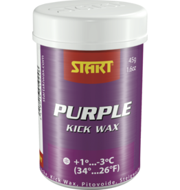 Start Synthetic Kick Wax Purple 45g