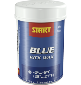 Start Synthetic Kick Wax Blue 45g