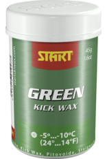 Start Synthetic Kick Wax Green 45g