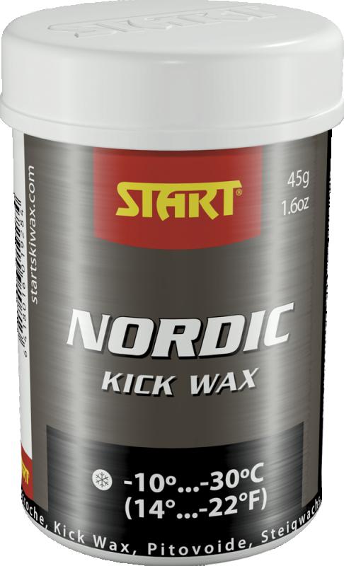 Start Synthetic Kick Wax Black 45g