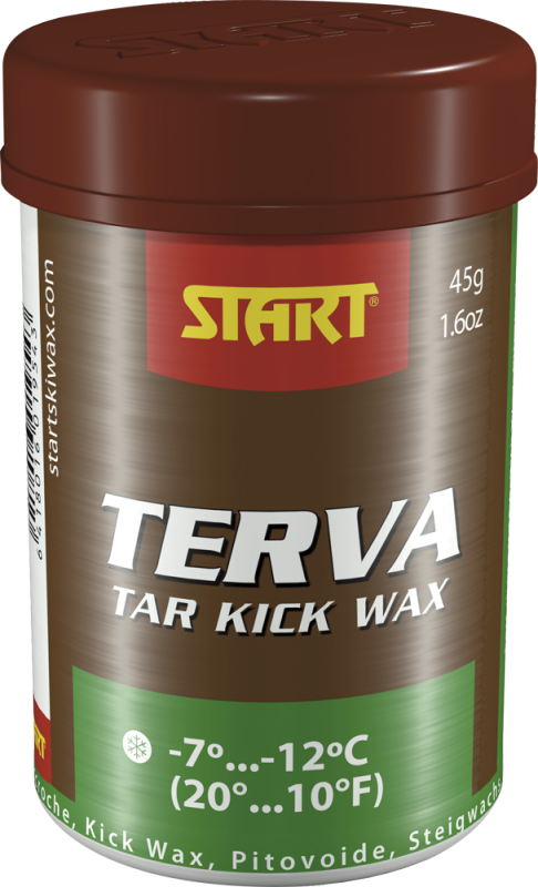 Start Terva Green Tar Kick Wax 45g