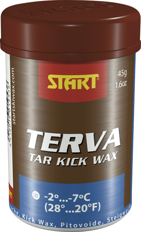 Start Terva Blue Tar Kick Wax 45g