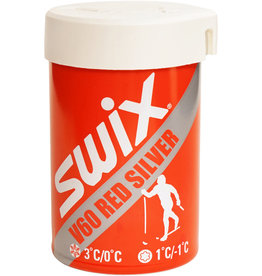 Swix V60 Red Silver Kick Wax 45g