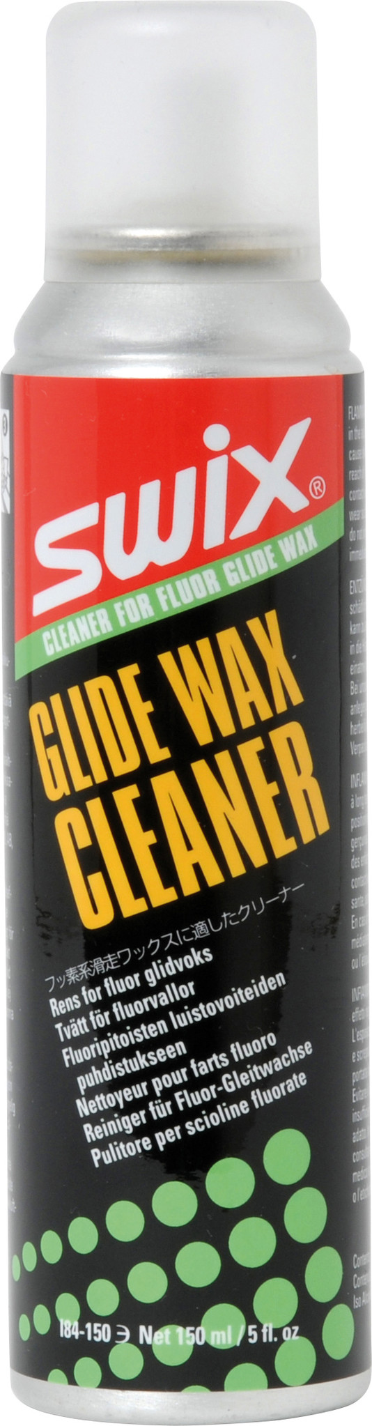 Swix Glide Wax Cleaner 150ml