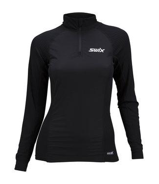 Swix Women's RaceX Bodywear Halfzip Wind