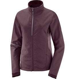 Salomon Women's Agile Softshell Jacket