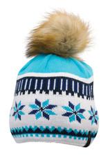 Swix Aria Hat Cyan Blue