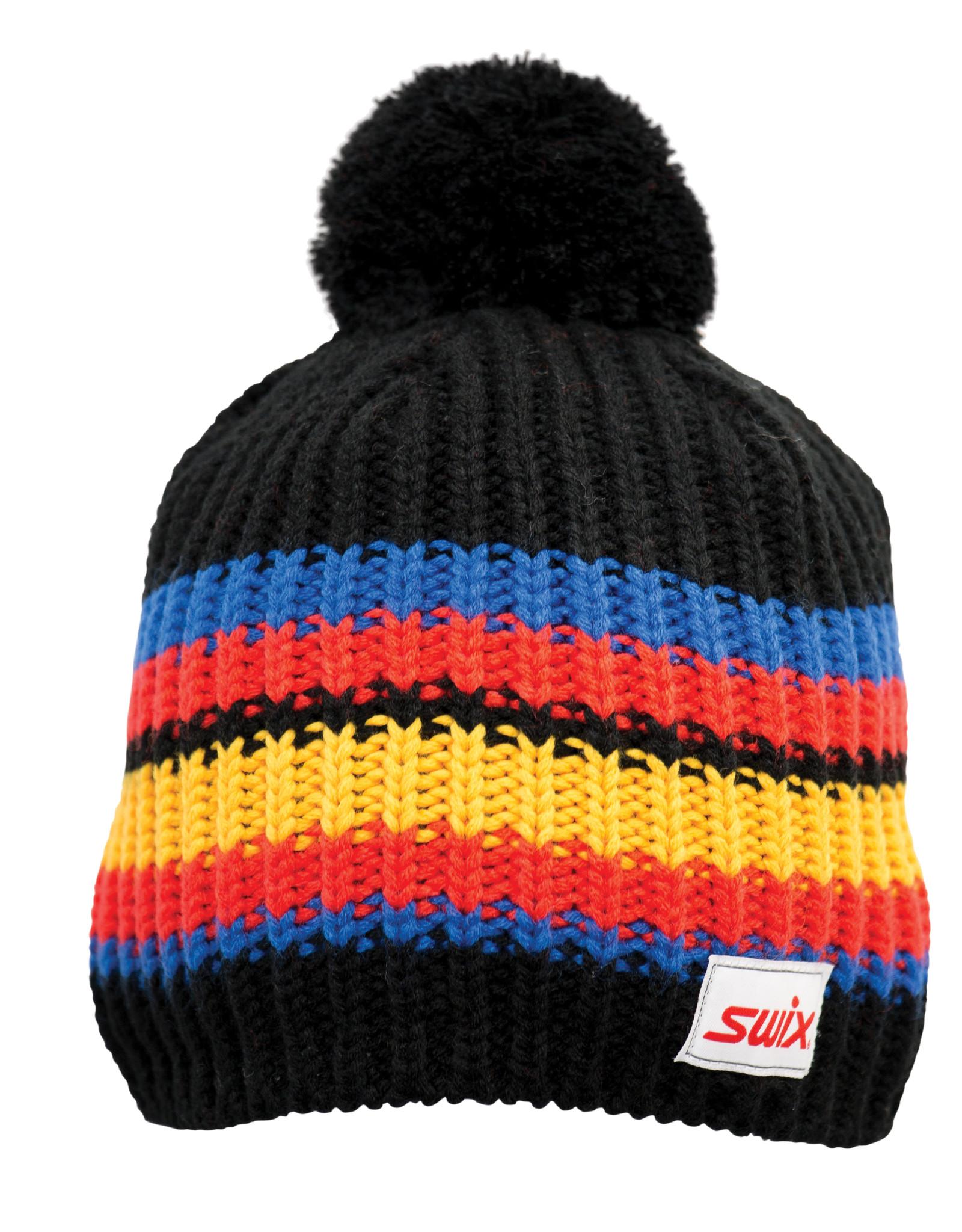 Swix Ace Hat Black