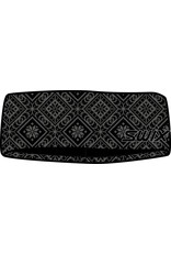 Swix Myrene Headband Black/Magnet Print