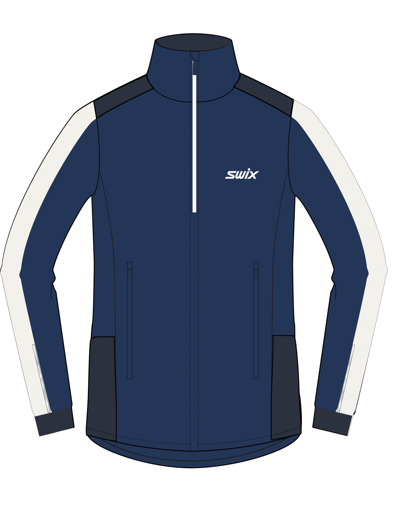 Swix Junior's Cross Jacket