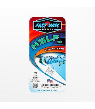 Fast Wax Low Fluoro HSLF-10 Teal 80g