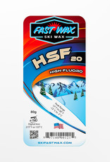 Fast Wax High Fluoro HSF-20 Tan 80g