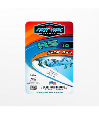 Fast Wax Shop Bar HS-10 Teal 500g