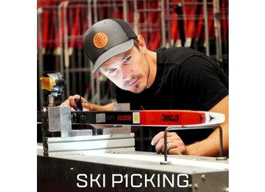 Ski Picking