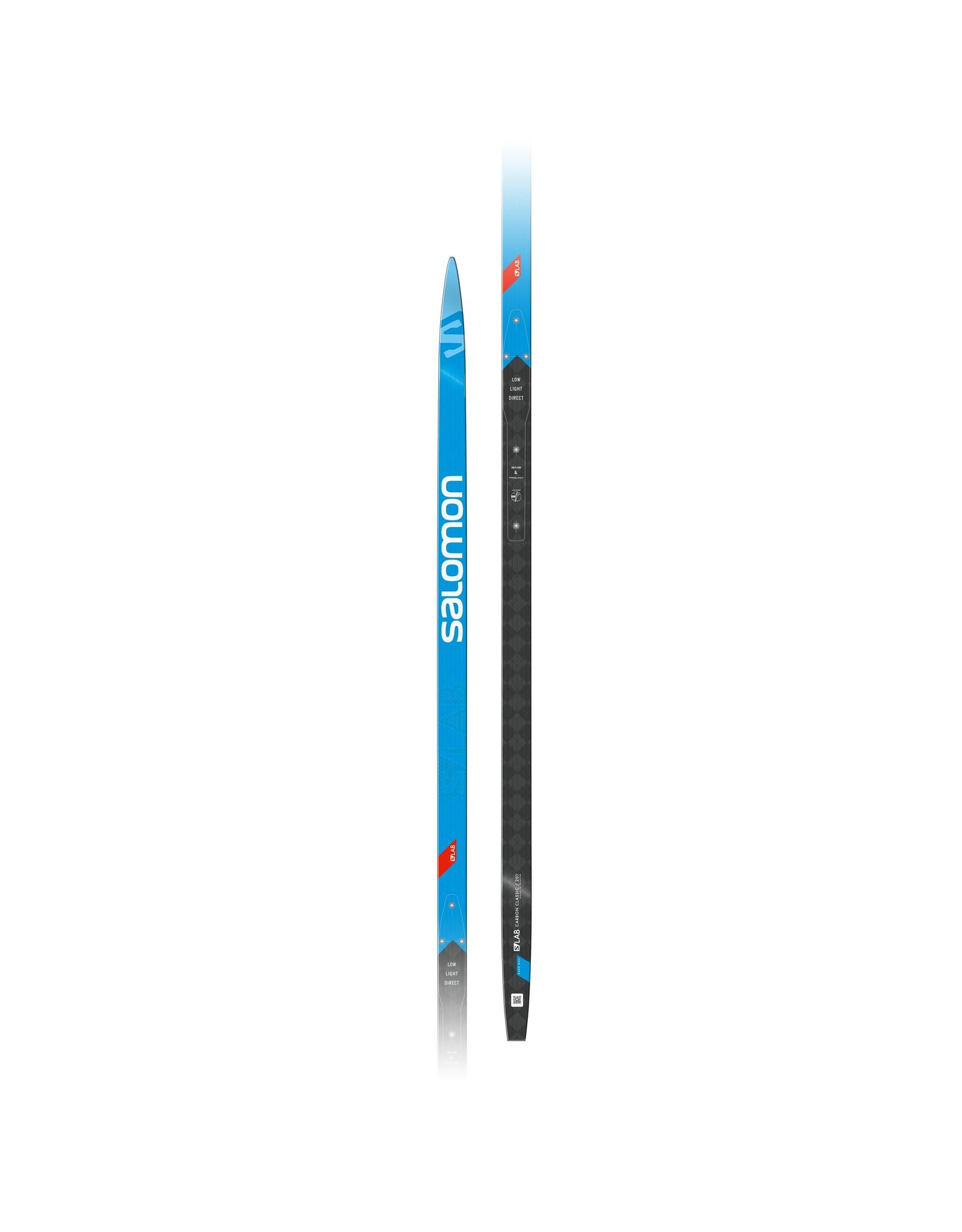 Salomon S/Lab Carbon Classic Blue