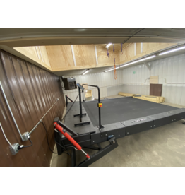 Pioneer Midwest Rollerski Treadmill Bulk Training Session