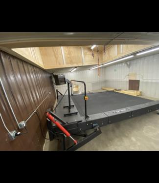 Pioneer Midwest Rollerski Treadmill Bulk Training Session