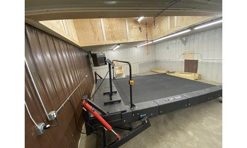 Rollerski Treadmill