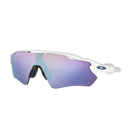Oakley Radar EV Path Polished White w/ Prizm Snow Sapphire