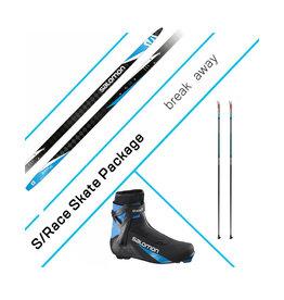 Salomon S/Race Skate Package