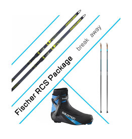 Fischer RCS Skate Package