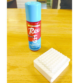 Rex Glide Wax Kit