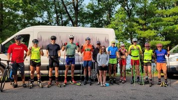 Adventures from the Coach - REG Camp and Shoreline Sprints
