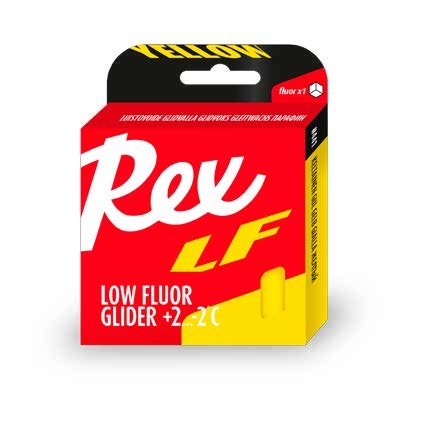 Rex LF Glider Yellow 86g