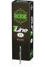 Rode Top Line K3 Klister 60g