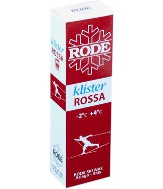 Rode Rossa Klister 60g