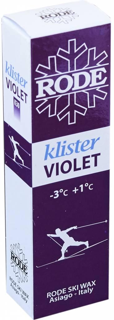 Rode Rode Violet Klister 60g