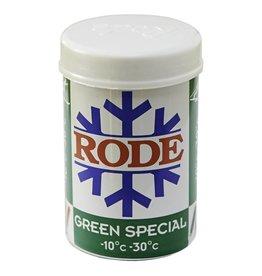 Rode Green Special Kick Wax