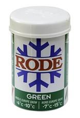 Rode Rode Green Kick Wax