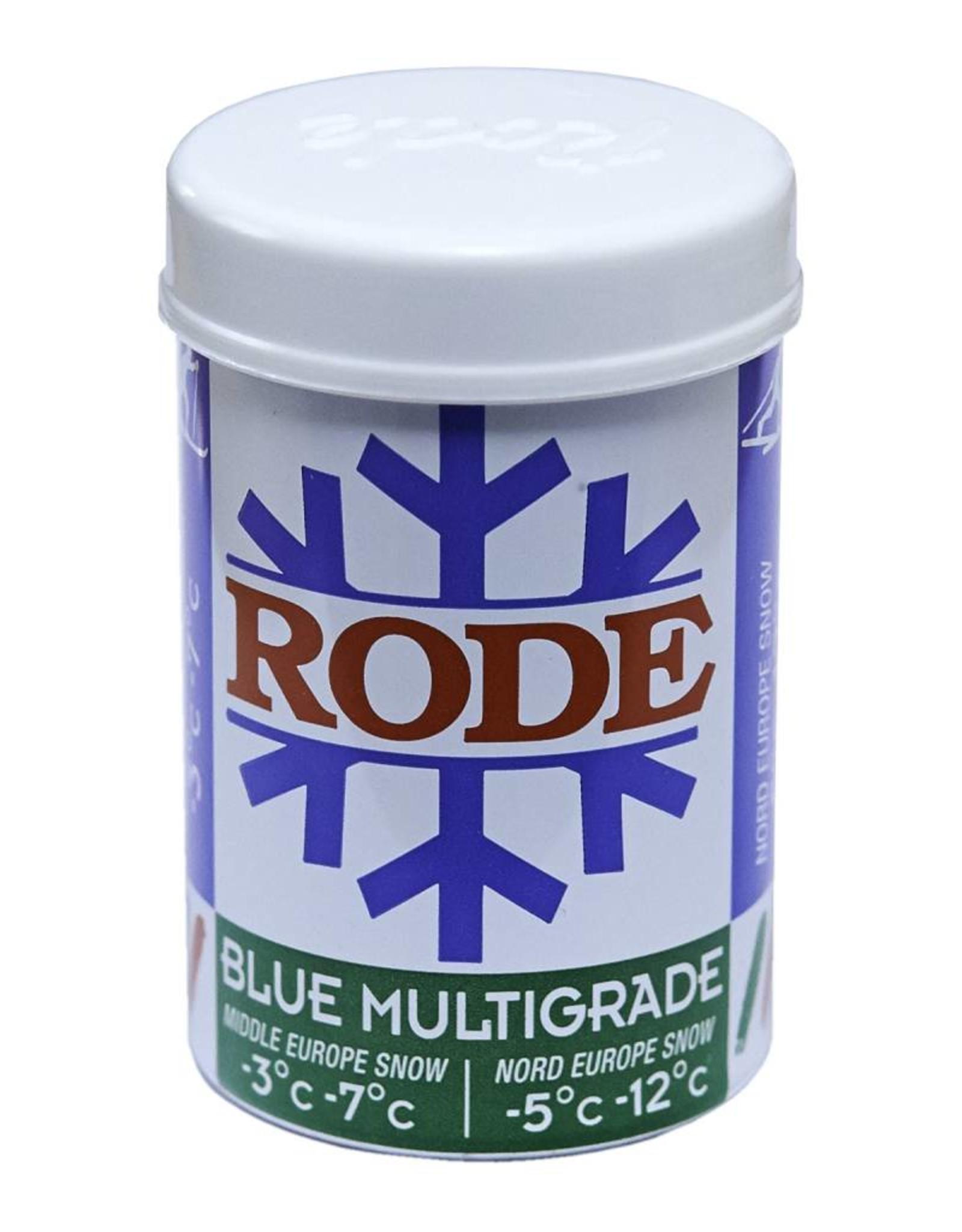 Rode Rode Blue Multigrade Kick Wax