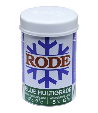 Rode Blue Multigrade Kick Wax