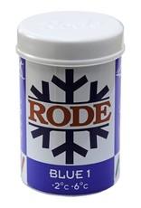 Rode Blue 1 Kick Wax