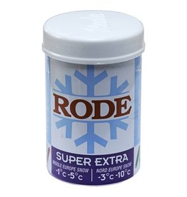 Rode Rode Blue Super Extra Kick Wax