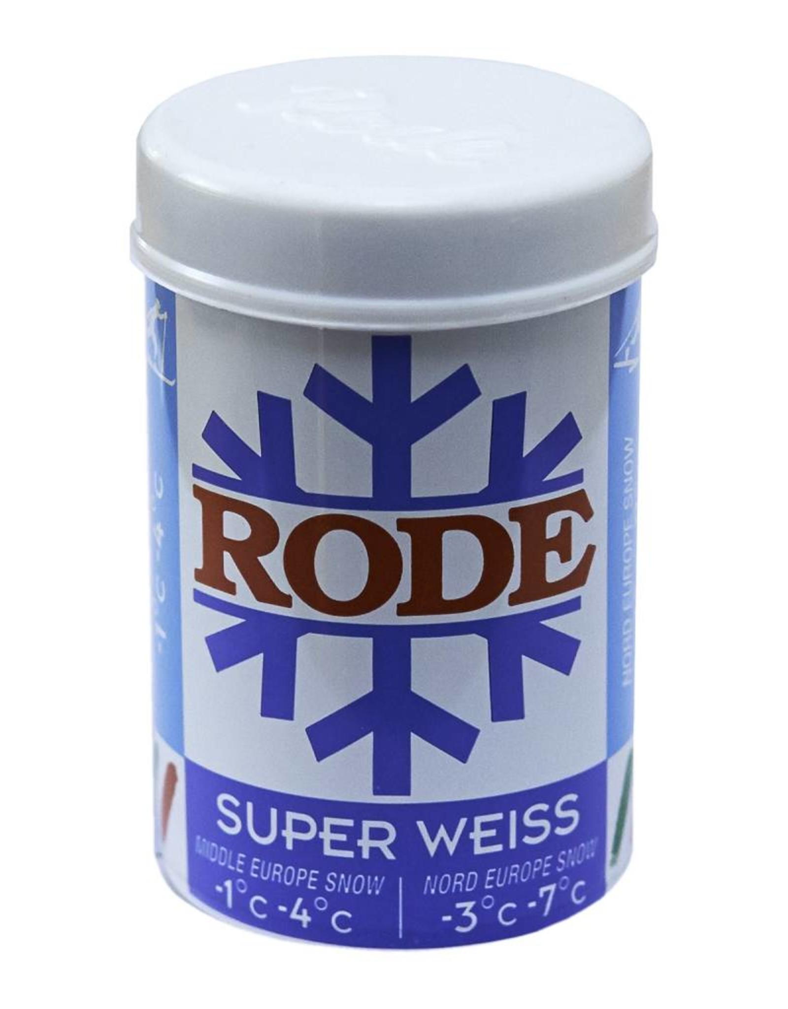 Rode Blue Super Weiss Kick Wax