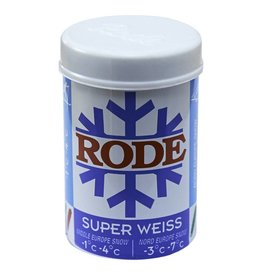 Rode Blue Super Weiss Kick Wax