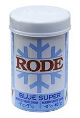 Rode Rode Blue Super Kick Wax