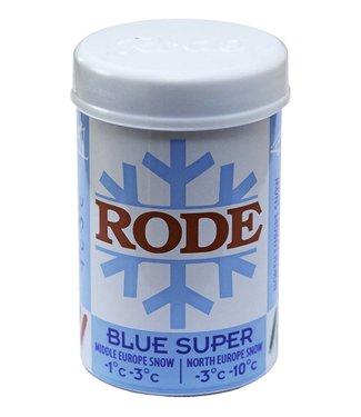 Rode Blue Super Kick Wax