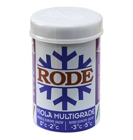 Rode Viola Multigrade Kick Wax