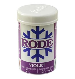 Rode Violet Kick Wax
