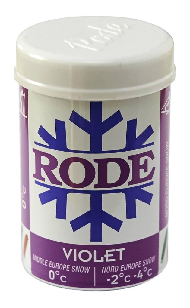 Rode Rode Violet Kick Wax